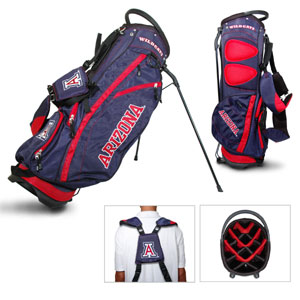 University of Arizona Carry Stand Golf Bag