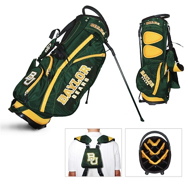 Baylor Bears Carry Stand Golf Bag