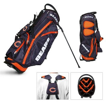 Chicago Bears Carry Stand Golf Bag