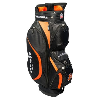 Cincinnati Bengals Clubhouse Cart Golf Bag