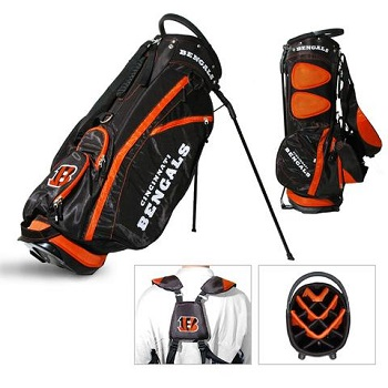 Cincinnati Bengals Carry Stand Golf Bag