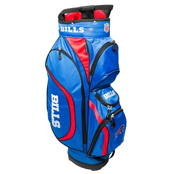 Buffalo Bills Clubhouse Cart Golf Bag