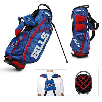 Buffalo Bills Carry Stand Golf Bag