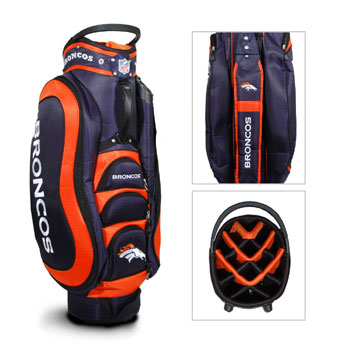 Denver Broncos Golf Bag
