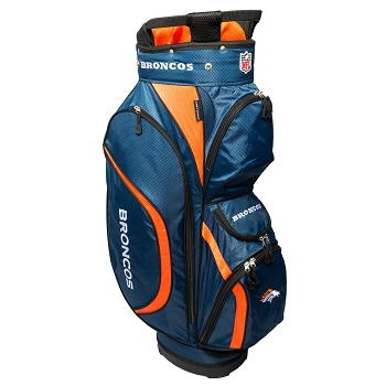 Denver Broncos Clubhouse Cart Golf Bag
