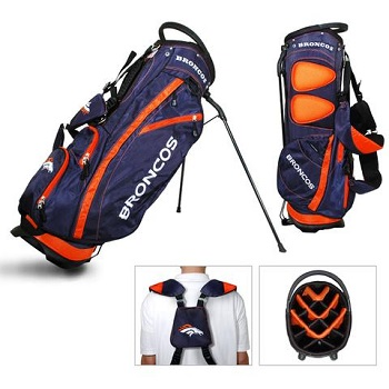 Denver Broncos Carry Stand Golf Bag