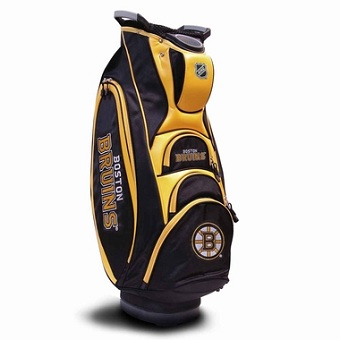 Boston Bruins Cart Golf Bag