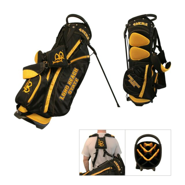 Cal State Long Beach 49ers Carry Stand Golf Bag
