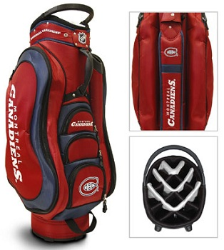 Montreal Canadiens Golf Bag