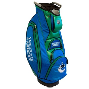 Vancouver Canucks Cart Golf Bag