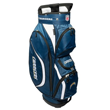 Los Angeles Chargers Clubhouse Cart Golf Bag