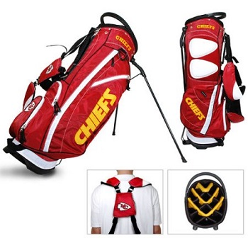 Kansas City Chiefs Carry Stand Golf Bag