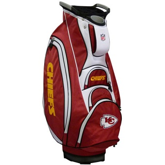 Kansas City Chiefs Cart Golf Bag