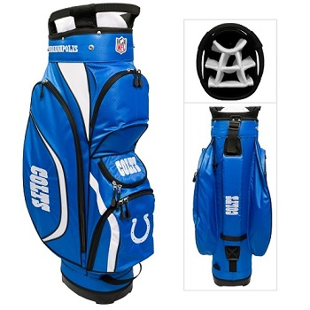 Indianapolis Colts Clubhouse Cart Golf Bag