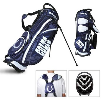 Indianapolis Colts Carry Stand Golf Bag