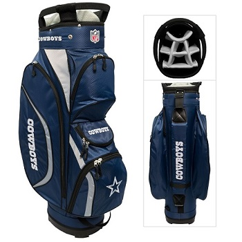Dallas Cowboys Clubhouse Cart Golf Bag