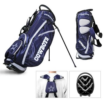 Dallas Cowboys Carry Stand Golf Bag