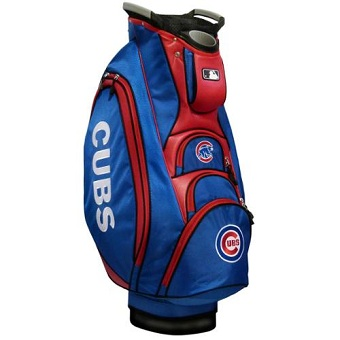 Chicago Cubs Cart Golf Bag