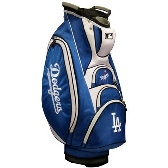 Los Angeles Dodgers Cart Golf Bag