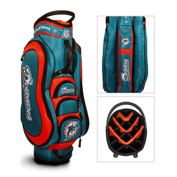 Miami Dolphins Golf Bag