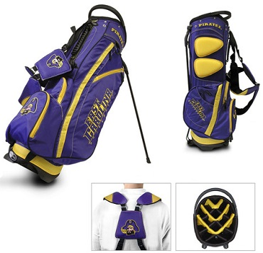 East Carolina Pirates Carry Stand Golf Bag
