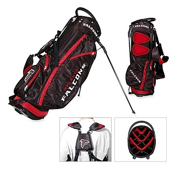 Atlanta Falcons Carry Stand Golf Bag