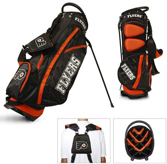 Philadelphia Flyers Carry Stand Golf Bag