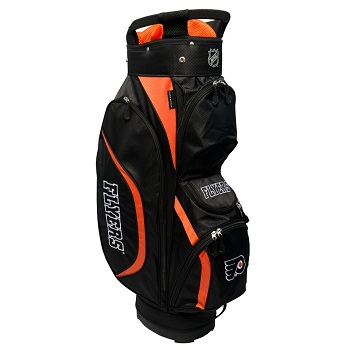 Philadelphia Flyers Clubhouse Cart Golf Bag