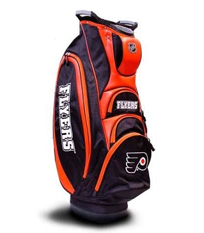 Philadelphia Flyers Cart Golf Bag