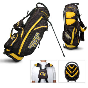 Georgia Tech Carry Stand Golf Bag