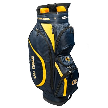Georgia Tech Yellow Jackets Clubhouse Cart Golf Bag