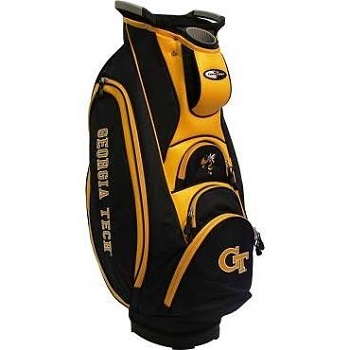 Georgia Tech Yellow Jackets Cart Golf Bag