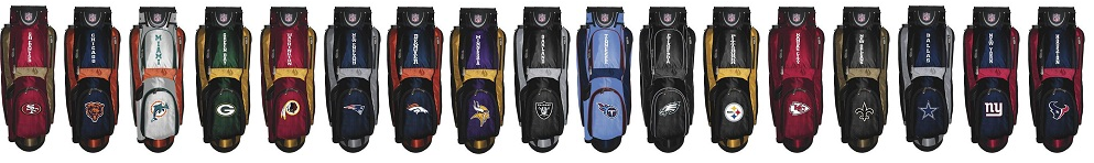 Los Angeles Chargers Golf Bags