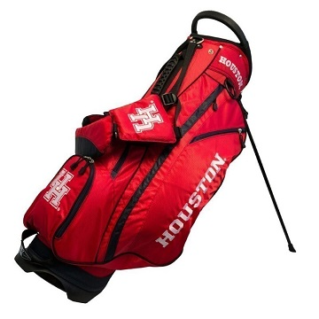 University of Houston Cougars Carry Stand Golf Bag