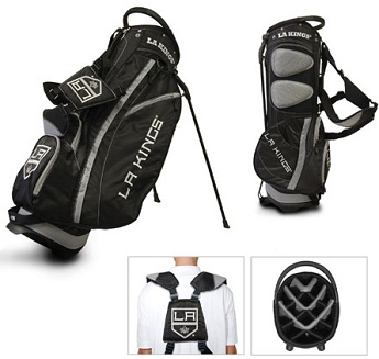 LA Kings Carry Stand Golf Bag