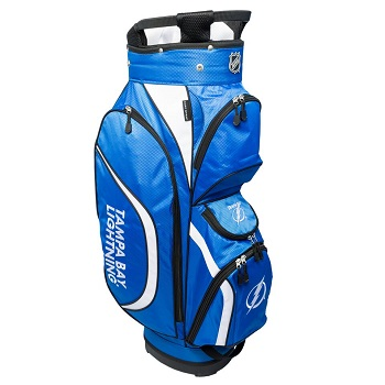 Tampa Bay Lightning Clubhouse Cart Golf Bag