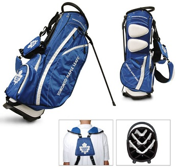 Toronto Maple Leafs Carry Stand Golf Bag