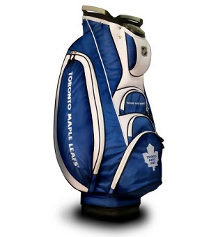 Toronto Maple Leafs Cart Golf Bag