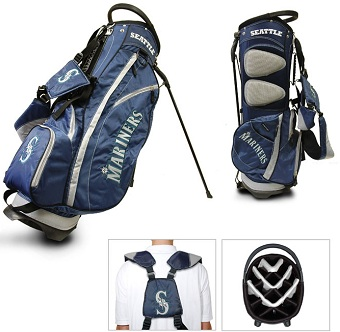 Seattle Mariners Carry Stand Golf Bag