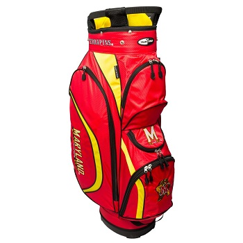 University of Maryland Clubhouse Cart Golf Bag