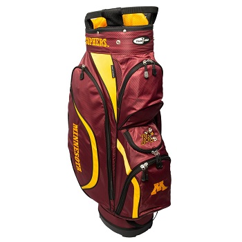 University of Minnesota Clubhouse Cart Golf Bag