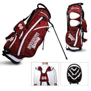 Mississippi State Carry Stand Golf Bag