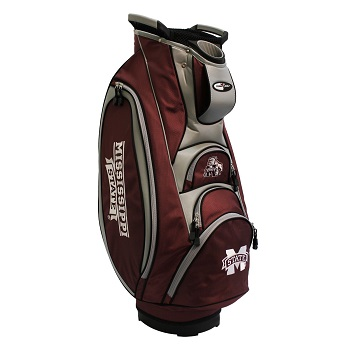 Mississippi State Bulldogs Cart Golf Bag