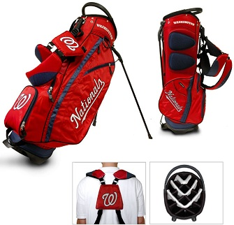 Washington Nationals Carry Stand Golf Bag