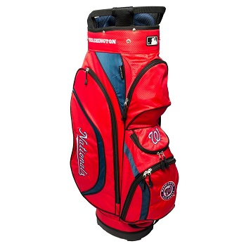Washington Nationals Clubhouse Cart Golf Bag