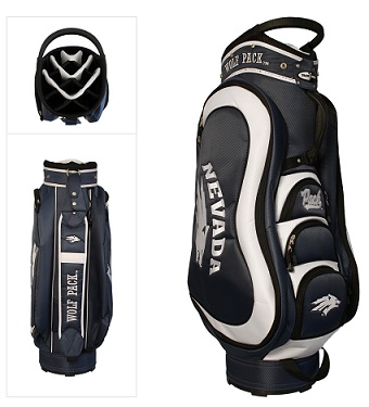 University of Nevada Wolf Pack Golf Bag