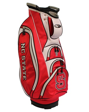 North Carolina State Golf Bag