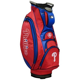 Philadelphia Phillies Cart Golf Bag