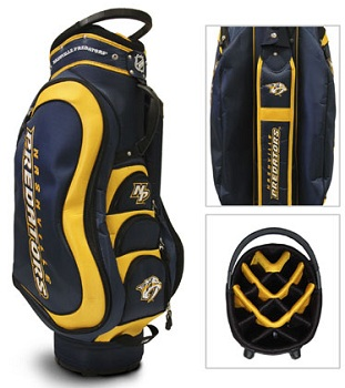 Nashville Predators Golf Bag