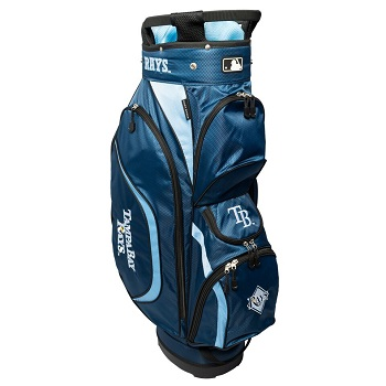 Tampa Bay Rays Clubhouse Cart Golf Bag